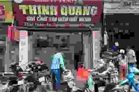 """Biến động tỷ giá: """"Phố ngoại tệ"""" Hà Nội... """"im ắng"""" lạ thường"""
