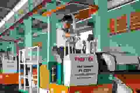 Gặp người đưa rơm Việt thành hàng xuất khẩu tiền tỷ