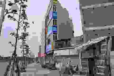 Hà Nội: Tái xuất hơn 200 nhà siêu mỏng, siêu méo ở các phố mới mở