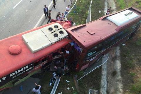 Vụ tai nạn trên cao tốc Nội Bài - Lào Cai: Xe thường xuyên đón trả khách trái phép