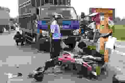 22 người chết vì TNTG trong ngày nghỉ Tết Dương lịch