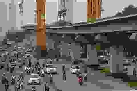 Đường sắt Cát Linh - Hà Đông: Thay thầu phụ, phê bình Tổng thầu Trung Quốc