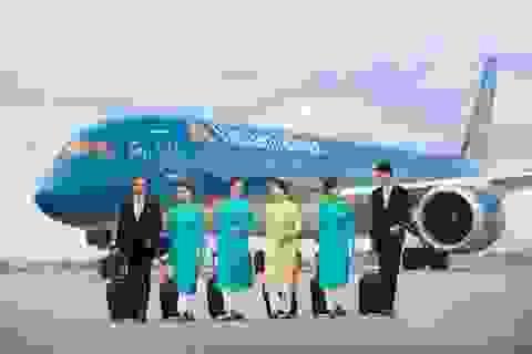 Trải nghiệm dịch vụ 4 sao của hàng không quốc gia Việt Nam