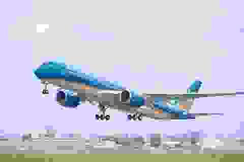 Vietnam Airlines giảm giá vé máy bay đi quốc tế rẻ hơn nội địa