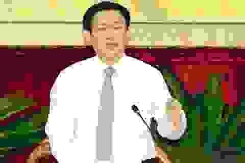 """Phó Thủ tướng Vương Đình Huệ: """"Ai không làm được việc thì thay!"""""""