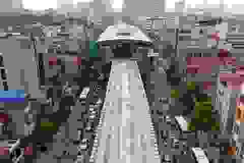 """Vì sao Dự án đường sắt Cát Linh - Hà Đông """"đội"""" vốn, """"lụt"""" tiến độ?"""