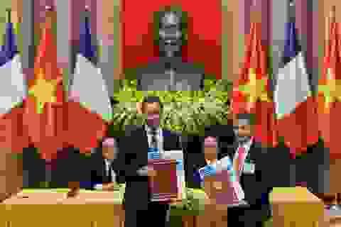 Việt Nam xem xét  mua thêm 10 máy bay A350-900 XWB