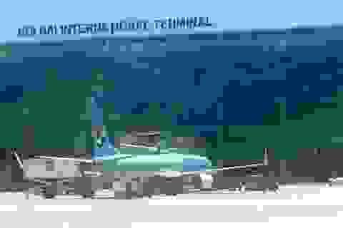 Khách VIP bị phạt 4 triệu đồng vì đá hỏng 3 ghế máy bay