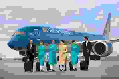 """Hãng hàng không Quốc gia Việt Nam được trao 2 giải """"Oscar"""" về Du lịch thế giới"""