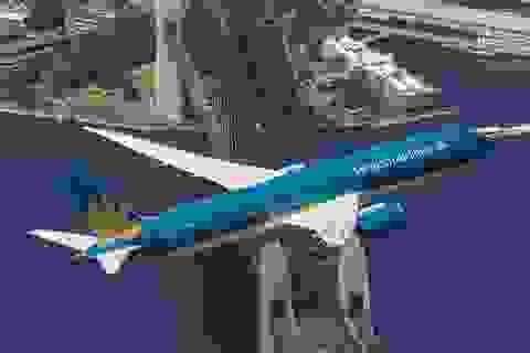 Chính thức khai thác Boeing 787 trên đường bay thẳng Việt Nam - Australia