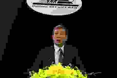 Chấp nhận đơn từ chức của Chủ tịch Tổng Công ty Đường sắt