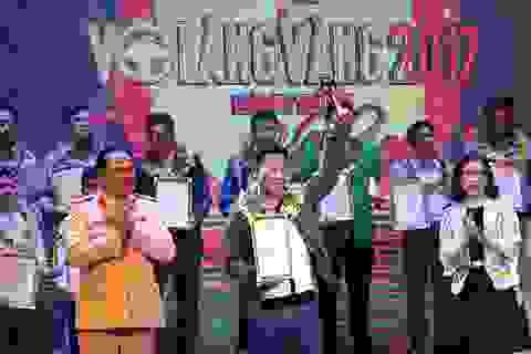 46 lái xe được trao giải Vô lăng vàng