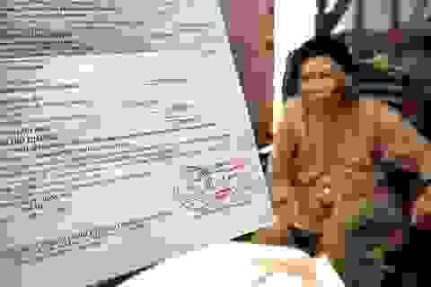 """UBND Huyện Đức Trọng """"nhận lệnh"""" áp thuế 0 đồng, cấp sổ đỏ cho cụ bà 75 tuổi"""