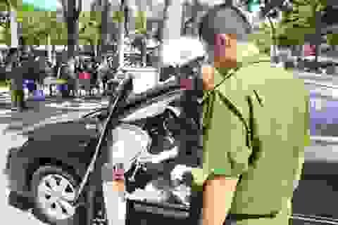 Lái Camry từ TP.HCM qua Bình Dương rồi trộm…ô tô