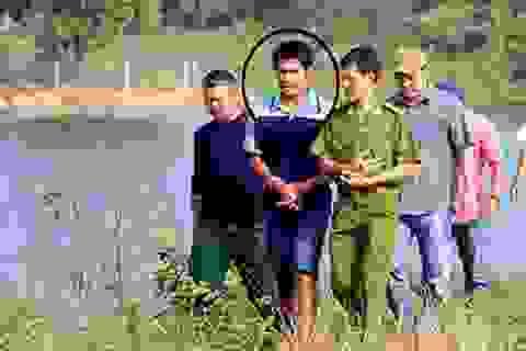 Bắt nghi can giết người, dìm xác dưới hồ Suối Cam