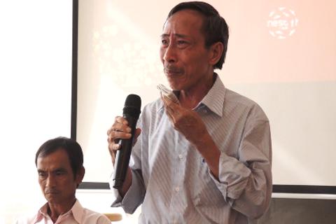 """""""Người tử tế"""" trong vụ án oan Huỳnh Văn Nén: """"Vì tôi là một người thầy!"""""""