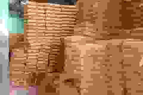Gần 200 tấn bột mì hết hạn sử dụng trong công ty chế biến ngũ cốc