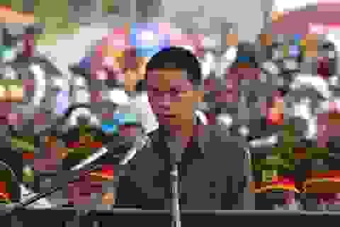 Vụ thảm sát 6 người: Vũ Văn Tiến tiếp tục xin thoát án tử