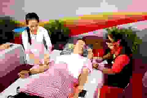 Gần 15.000 đơn vị máu tình nguyện cứu chữa cho bệnh nhân nghèo