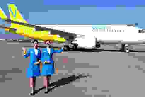 Khai trương chuyến bay giá rẻ TPHCM - Nhật Bản