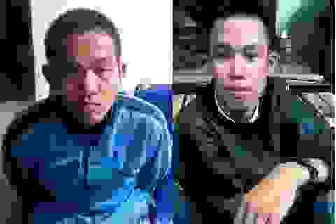 Truy đuổi 10km bắt hai tên cướp xông vào tiệm tạp hóa giật giỏ xách