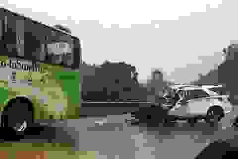 Tai nạn kinh hoàng, 3 chiến sĩ công an tử vong