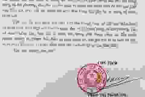 Chủ tịch tỉnh Yên Bái cảm ơn các lực lượng hỗ trợ bắt nghi phạm vụ thảm án