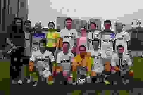 Chiến thắng đầu tay của FC Dân trí tại cúp mùa Thu