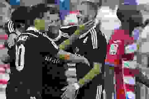 Real Madrid có thể chạm mốc 140 bàn tại La Liga 2014/15