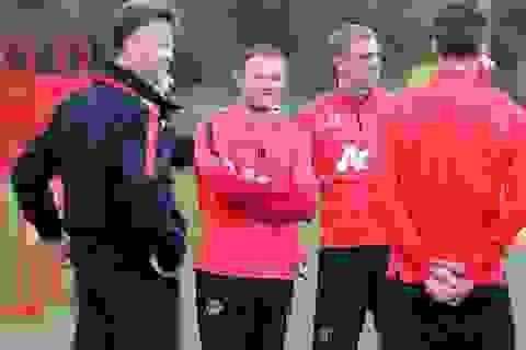 Hết án treo giò, Rooney lăn ra chấn thương