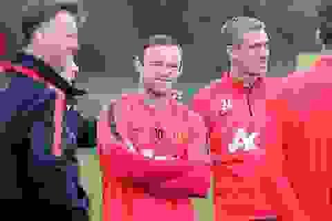 Rooney sẵn sàng trở lại trong trận derby thành Manchester