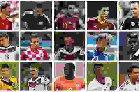 Đề cử tiền vệ xuất sắc nhất thế giới: Bất ngờ Ozil, Xavi