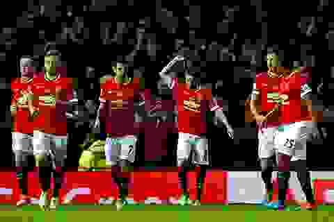 Nhìn lại chiến thắng nhọc nhằn của MU trước Crystal Palace