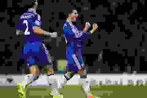 Chelsea nhọc nhằn vượt qua QPR