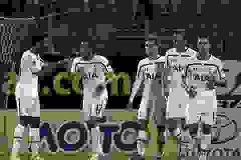 Europa League 2014-15: Everton, Tottenham thăng hoa