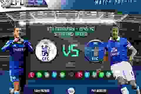 """Chelsea - Everton: Ngày """"kẹo bơ"""" phải """"đắng"""""""