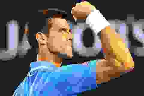 Djokovic, Wawrinka, Nishikori vào vòng bốn