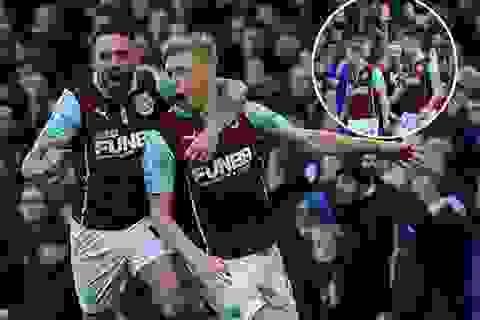 Chelsea bất ngờ bị Burnley bắt chia điểm