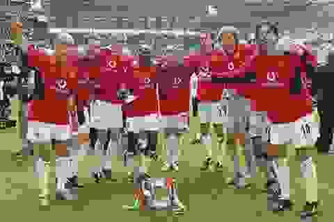 MU vĩ đại nhất tại đấu trường FA Cup