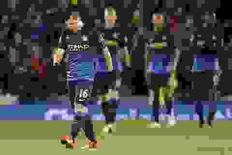 """Nhìn lại trận thua """"thảm họa"""" của Man City"""