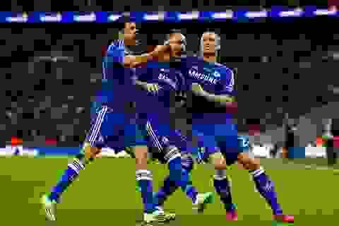 Chelsea vô địch League Cup 2014/15