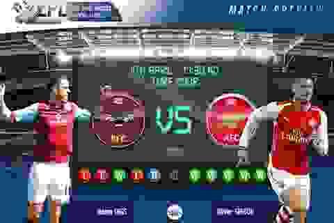 Burnley - Arsenal: Chiến thắng nuôi hy vọng
