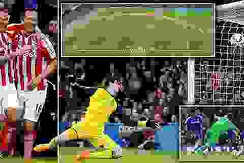 Hazard tỏa sáng, Chelsea vững vàng ngôi đầu bảng