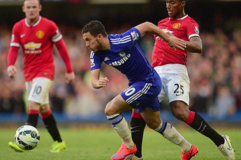 Hazard giúp Chelsea hạ gục MU