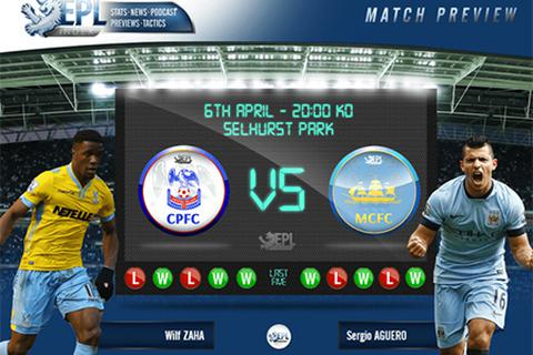 Crystal Palace - Man City: Chông chênh niềm tin chiến thắng