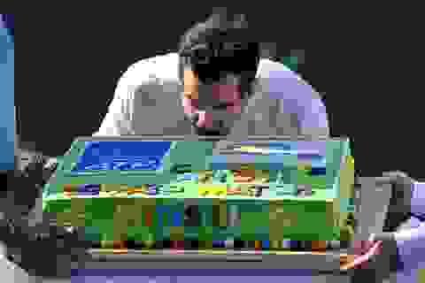 Djokovic, Murray vắt sức giành vé vào tứ kết
