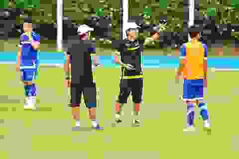 U23 Việt Nam tiếp tục bị BTC chơi khó