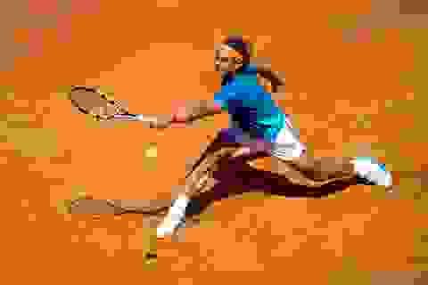 Nadal, Murray, Federer chào Rome hoàn hảo