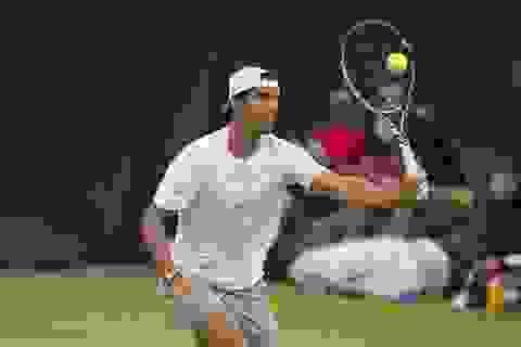 Ngày 2 - Wimbledon: Federer, Murray, Nadal vào cuộc