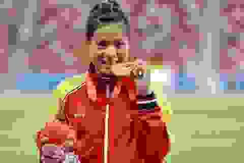 Nguyễn Thị Huyền giành 2 vé tham dự Olympic